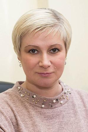 Бажина Елена Витальевна