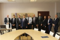 In NRU MGSU there was held a meeting with representatives of the English company BRE