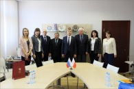 A DELEGATION FROM THE WROCLAW UNIVERSITY OF SCIENCE AND TECHNOLOGY VISITS NRU MGSU