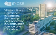 "6th INTERNATIONAL SCIENTIFIC CONFERENCE ""INTEGRATION, PARTNERSHIP AND INNOVATION IN CONSTRUCTION SCIENCE AND EDUCATION"" (IPICSE–2018)"