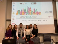 IREC 2020 - real challenge for MGSU students