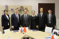 Cooperation between NRU MGSU and Heilongjiang University of Science and Technology (the People's Republic of China)